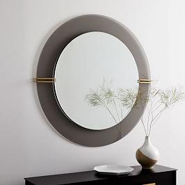 Dapper Glass Wall Mirror