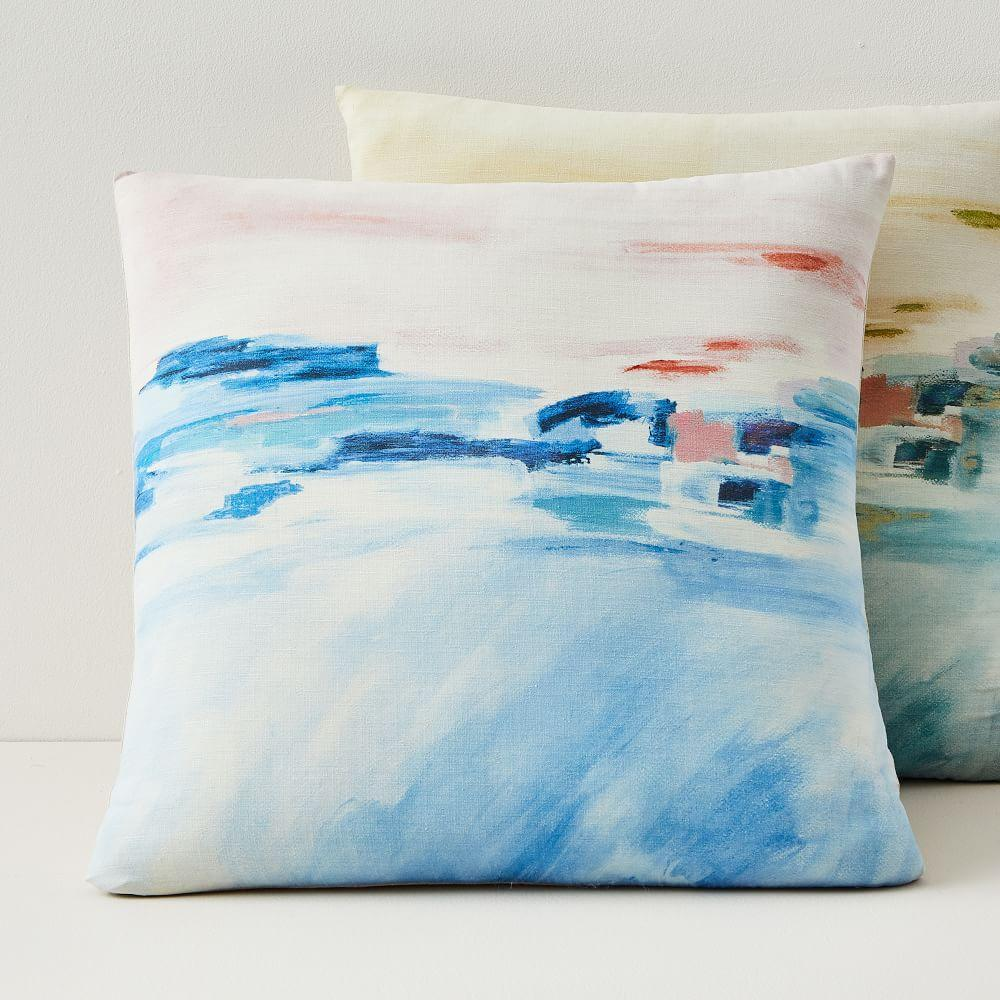 Impressionist Landscape Cushion Covers