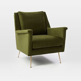 Carlo Mid-Century Chair