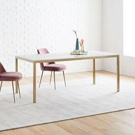 Frame Dining Table - Marble