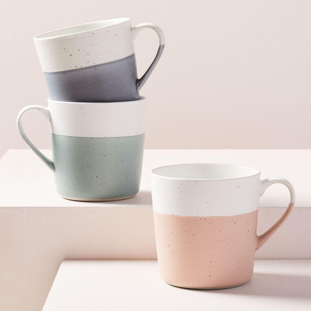 Speckled Dip Mugs