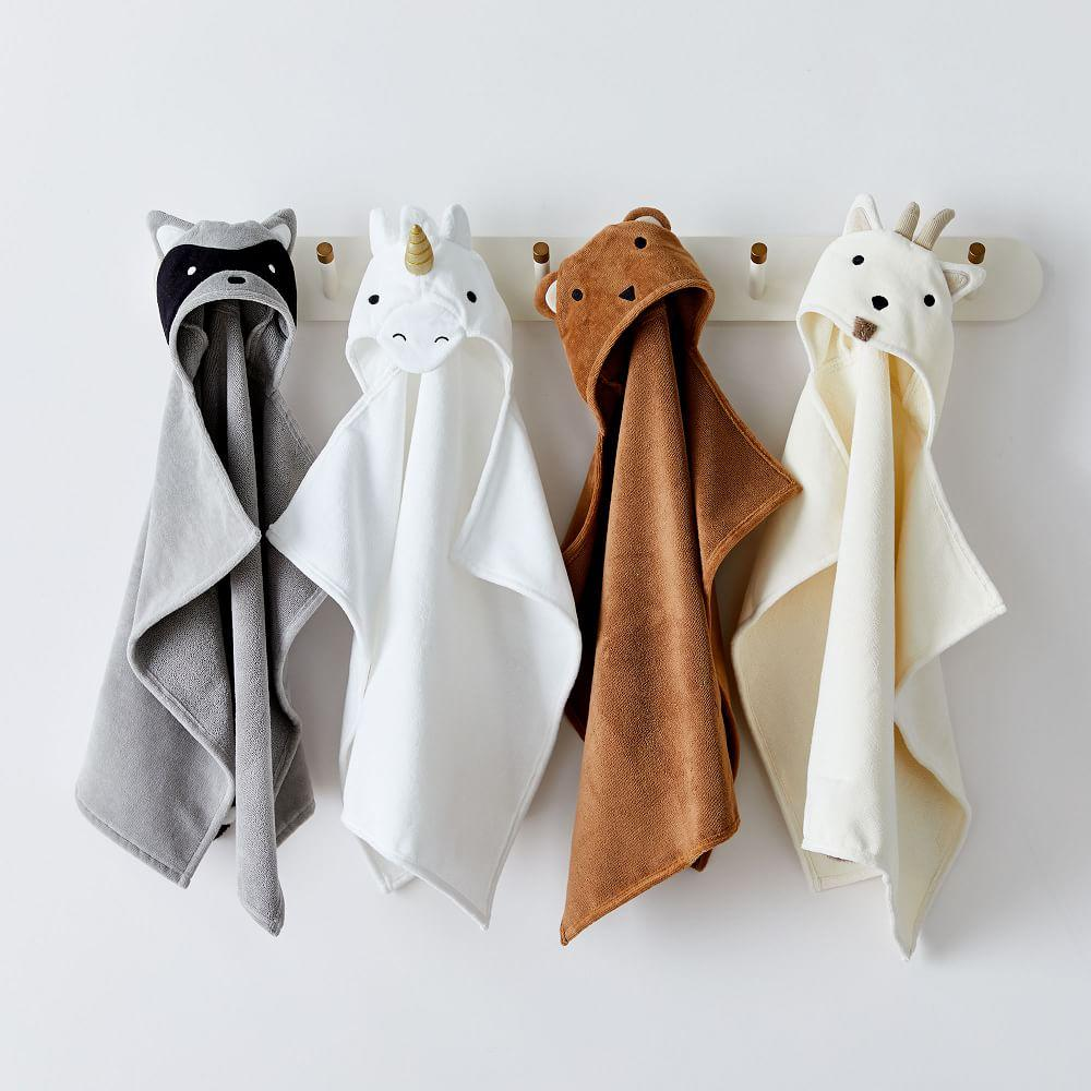 Animal Bath Wraps