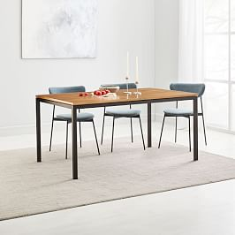 Frame Expandable Dining Table - Caramel
