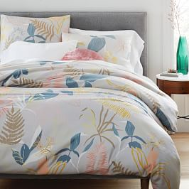 TENCEL™ Lush Floral Quilt Cover + Pillowcases