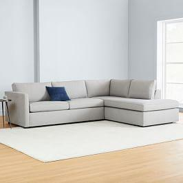 Harris 4 Seater Chaise Modular Sofa