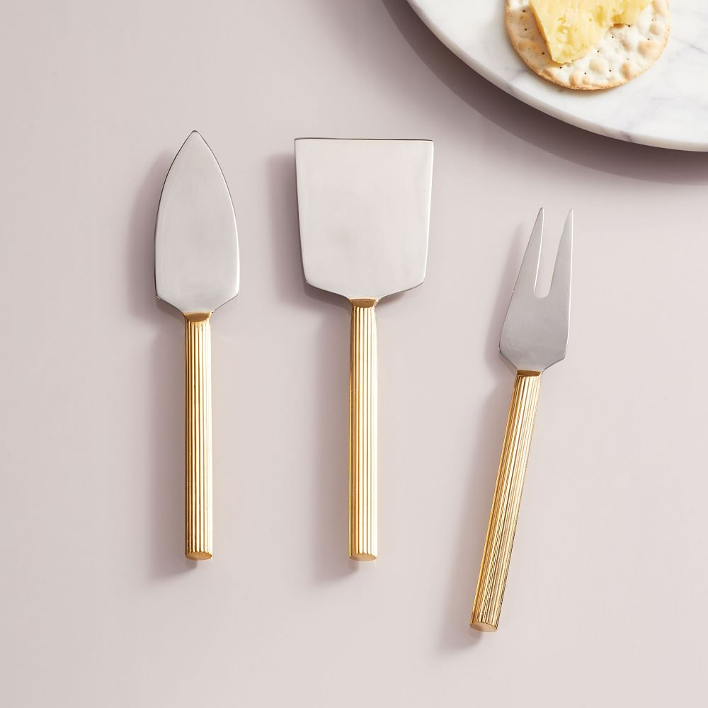 Art Ridge Cheese Knives (Set of 3)