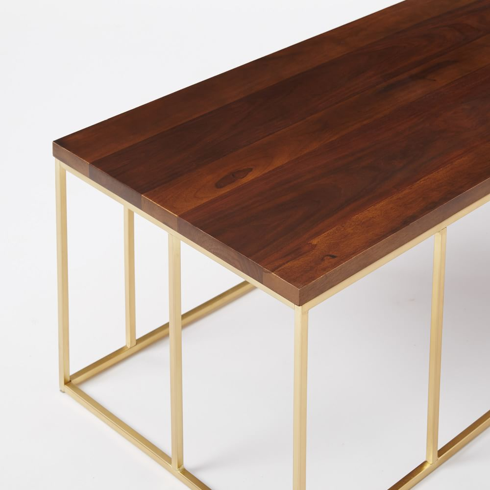 Modern furniture home decor home accessories west elm for West elm c table
