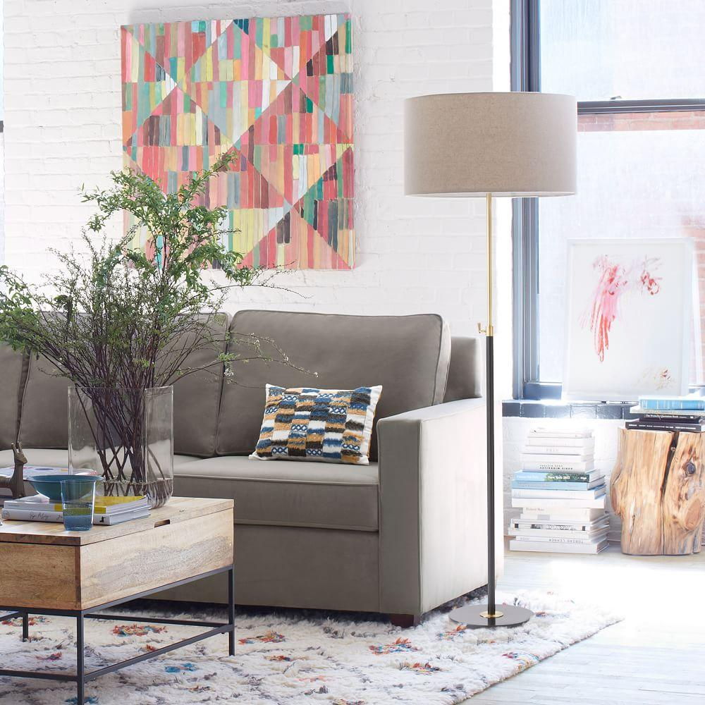 bold design telescoping table. Telescoping Floor Lamp  west elm Australia