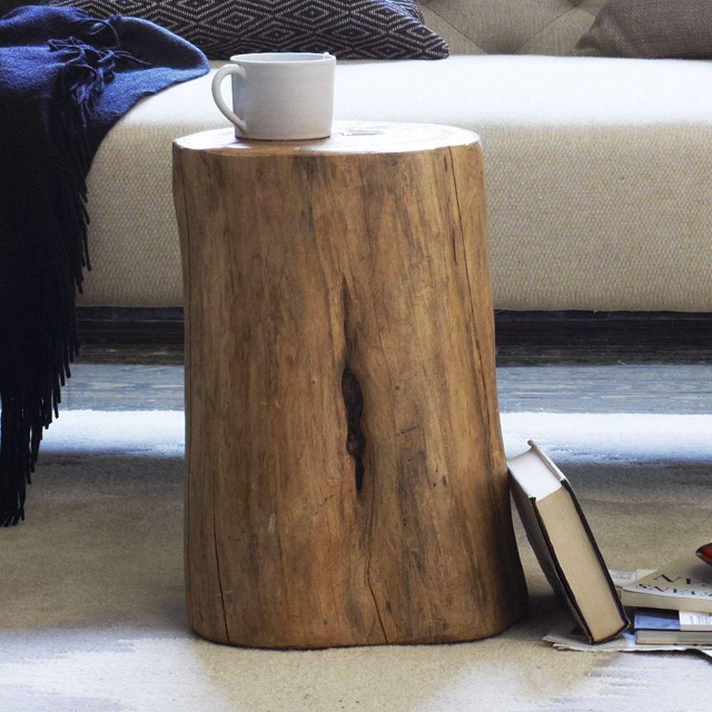 Tree Stump Coffee Table Diy: Modern Furniture, Home Decor & Home Accessories