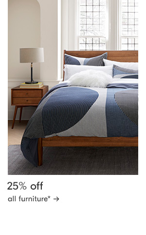 25% off all furniture