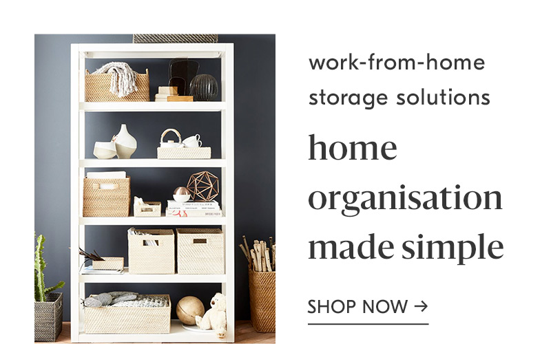 25% off all home office storage