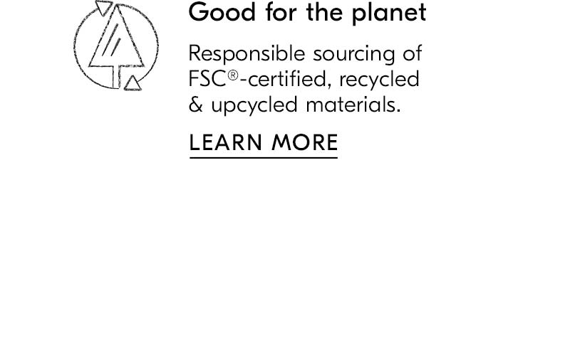 good for the planet