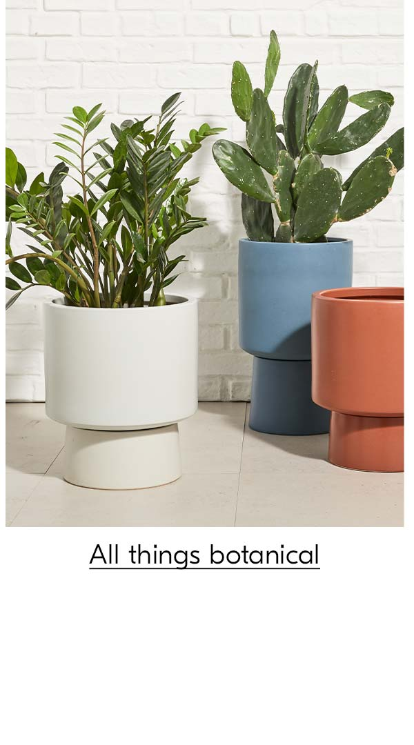 all things botanical