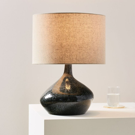 Asymmetry Ceramic Table Lamp - Small
