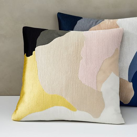 Abstract Art Palette Cushion Cover