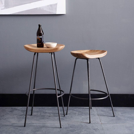 Alden Bar & Counter Stools - Steel
