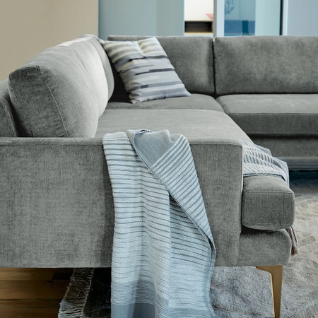 Andes 4 Seater L-Shaped Modular Sofa