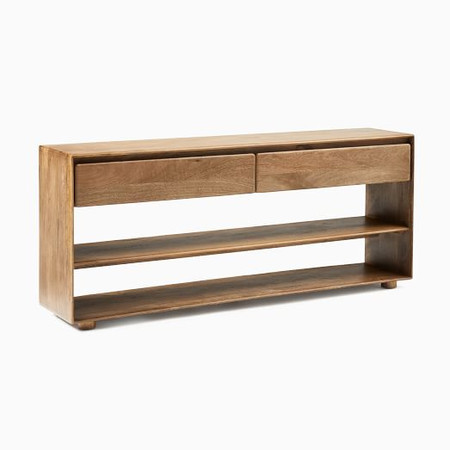 Anton Solid Wood Console (152 cm)