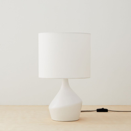 Asymmetry Ceramic Table Lamp - Mini