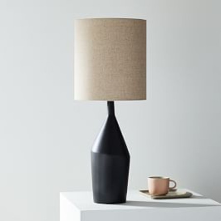 Asymmetry Ceramic Table Lamp (77 cm)