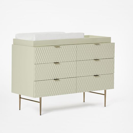 Audrey 6-Drawer Changing Table
