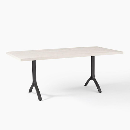 Avery Wishbone Dining Table