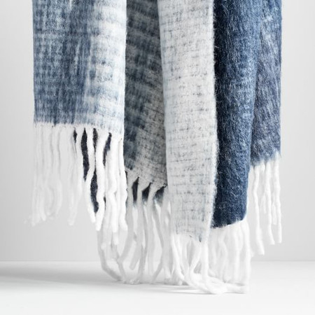Barcode Soft Touch Throw