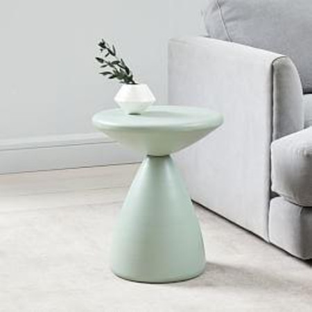 Cosmo Side Table - Dusty Mint