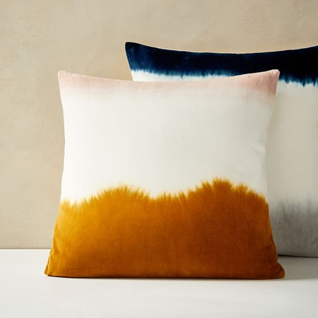 Dip Dye Cushion Cover