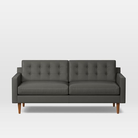 Drake Leather Sofa