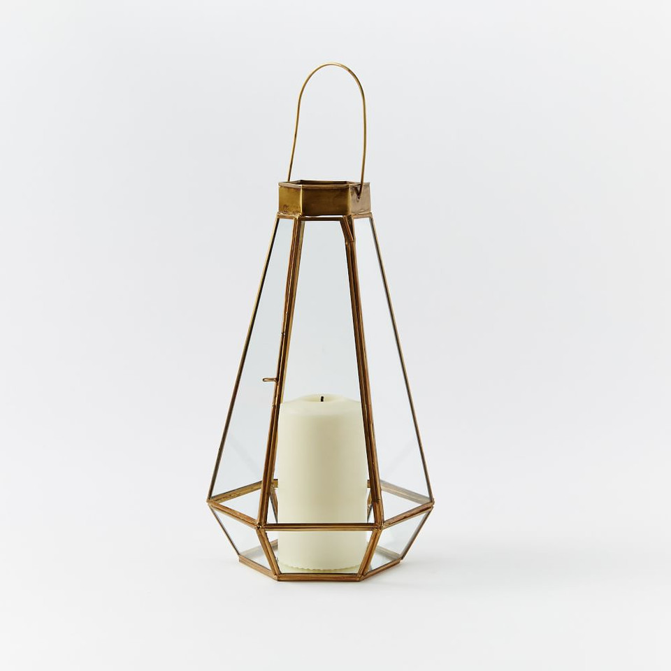Faceted Lanterns