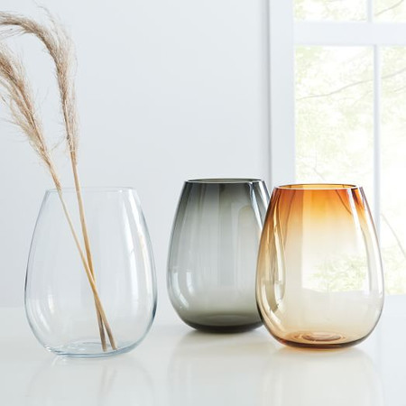Foundations Large Glass Vases
