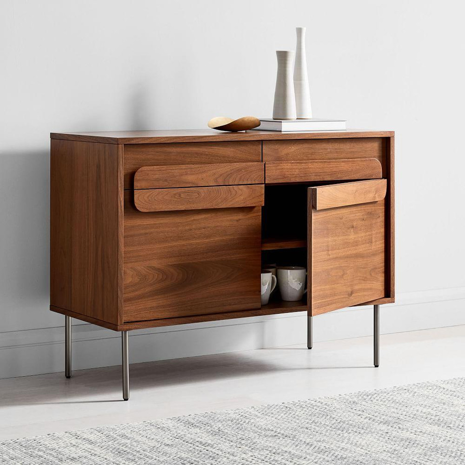 Gemini Buffet - Walnut