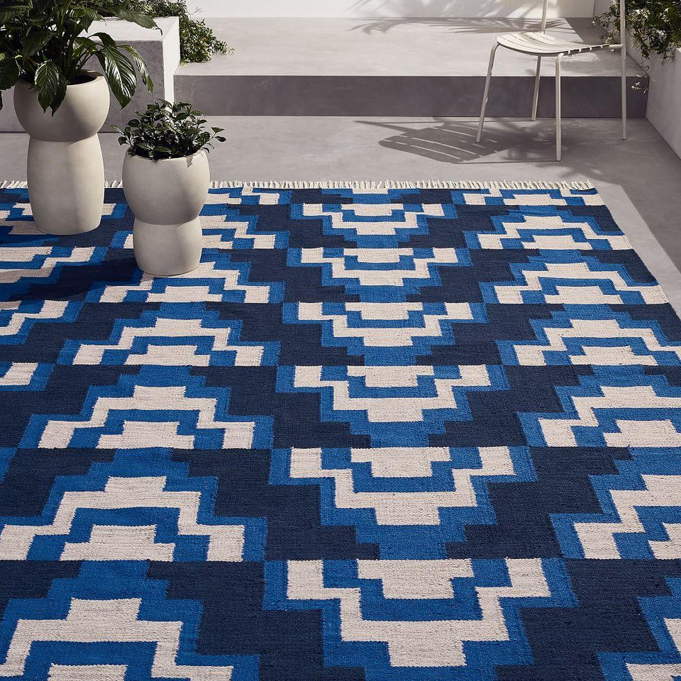Geo Reflections Indoor/Outdoor Rug