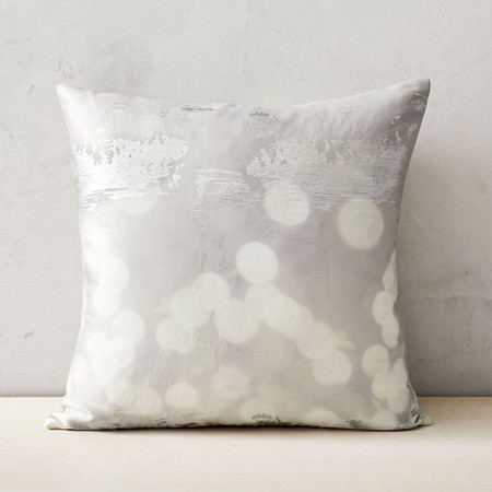 Glimmer Brocade Cushion Cover