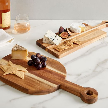 Wood Cheese Boards