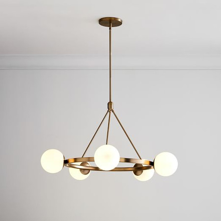 Hayes 5-Light Chandelier
