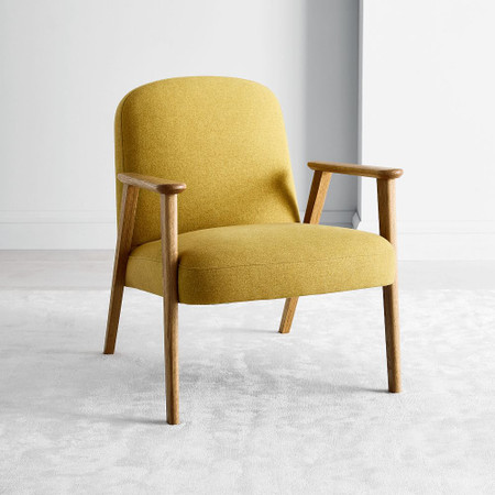 Janie Show Wood Chair