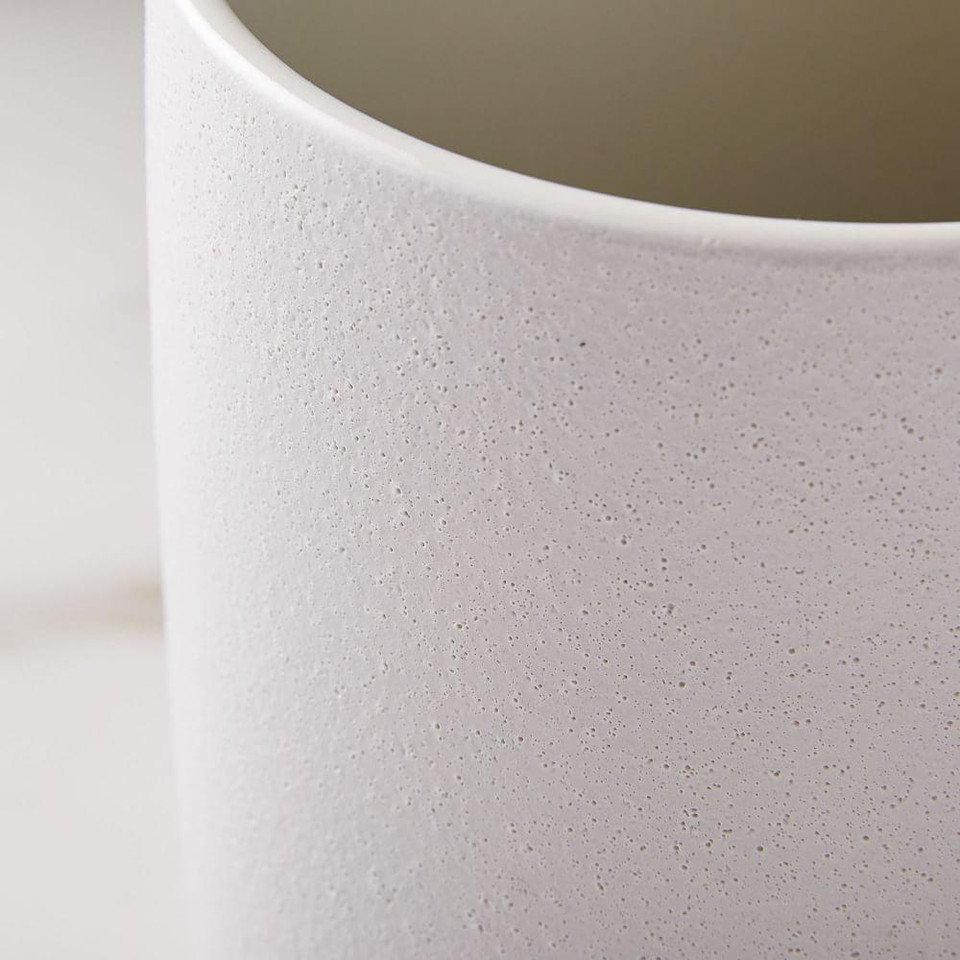 Kaloh Utensil Holder - White
