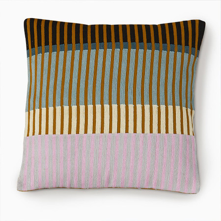 Margo Selby Multi Stripes Cushion Cover
