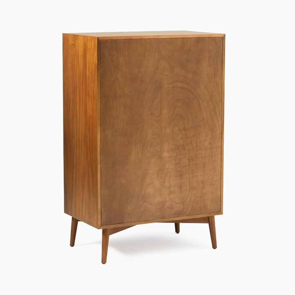 Mid-Century Bar Cabinet - Acorn   west elm Australia