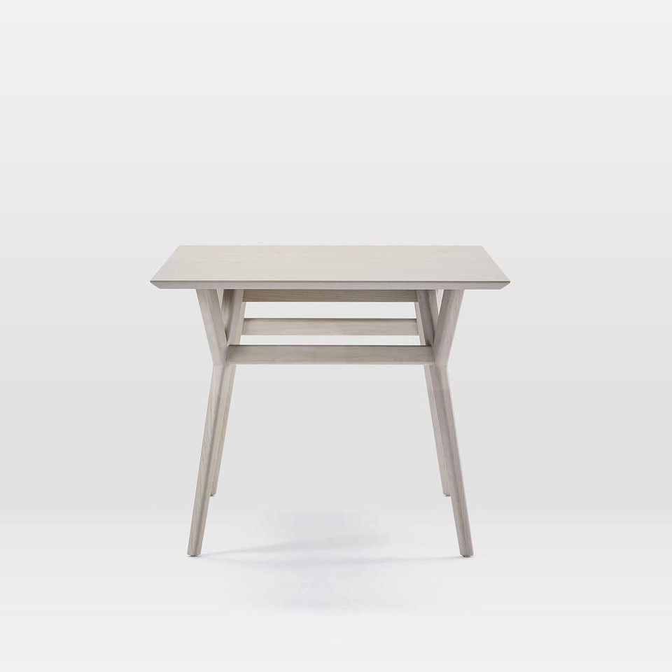 Mid-Century Expandable Dining Table - Pebble