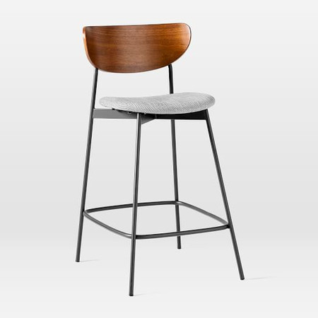Modern Petal Counter Stool