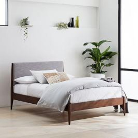 Modern Show Wood Bed