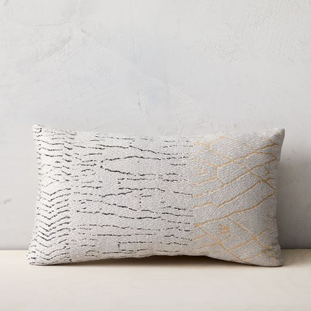 Muted Shapes Cushion Cover