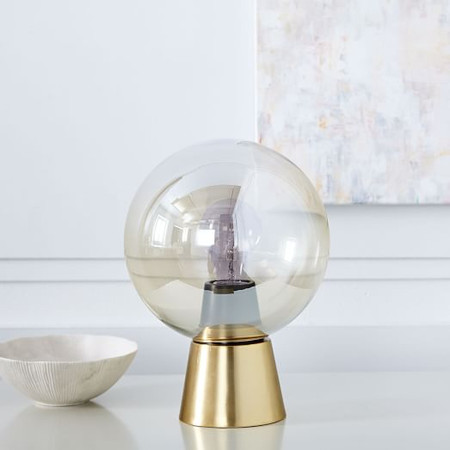 Nova Table Lamp - Brass