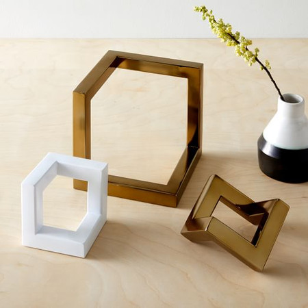 Open Cube Objects