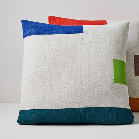 Outdoor Colour Block Cushions