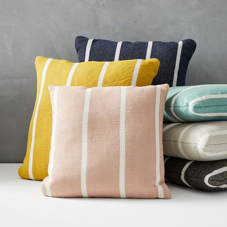 Outdoor Simple Stripe Cushions