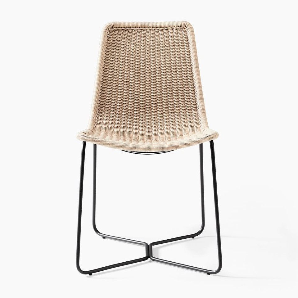 Outdoor Slope Dining Chair
